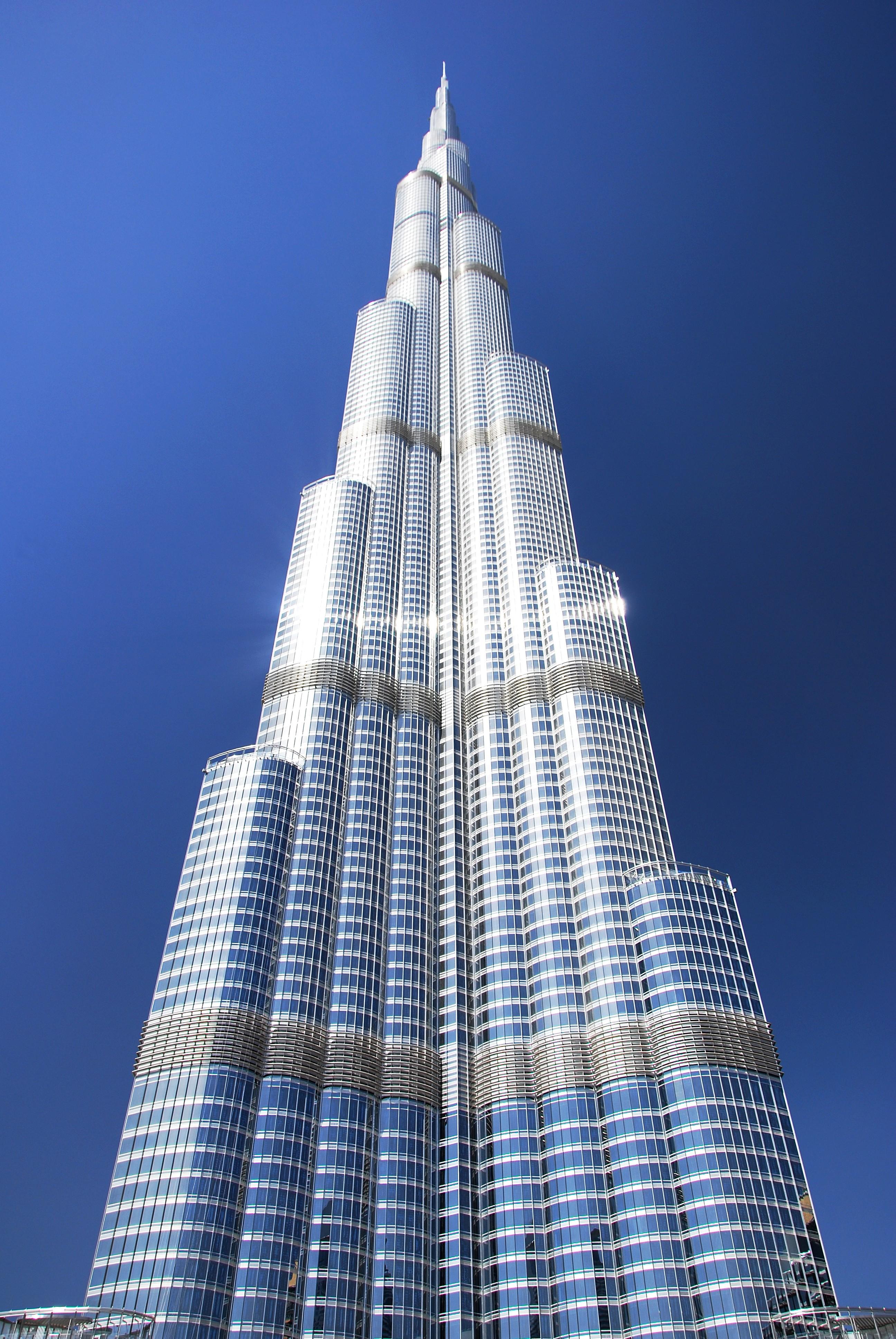 edificio ms alto del mundo burj califa burj from brad