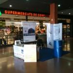 Stand Guardian Sun y Carpinteria Hermanos Almansa en Centro Comercial Montcada